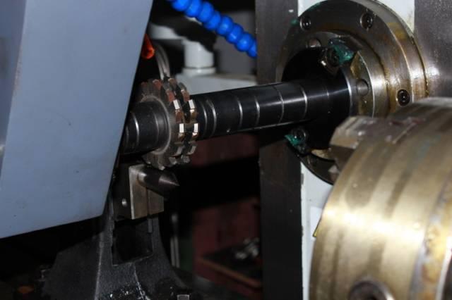 Obróbka skrawaniem CNC - maszyna